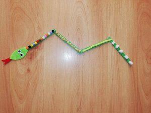 Wąż – zabawka sensoryczna