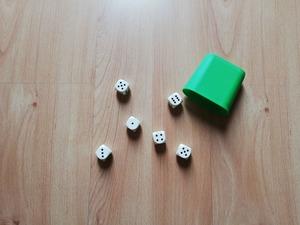 Kości – zabawa edukacyjna