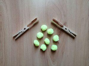 Domowe chwytaki – zabawa edukacyjna