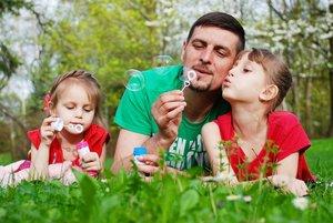 Jak być dobrym tatą?