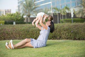 Relacje matki z dzieckiem